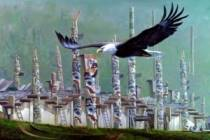 Значение тотема Орел, характеристика человека с таким покровителем